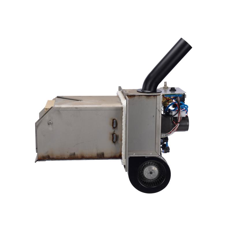 Groovy Træpillefyr 80 kW ZS29