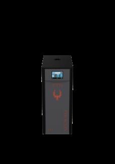 RTB 10-V16 Phoenix kedel med brænder