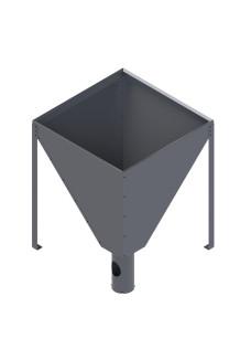 NBE silo 60x60 komplet