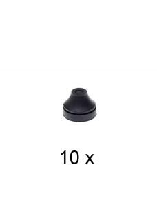 Gummiprop 20mm. Pakke med 10 stk.