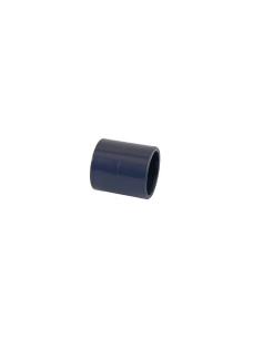 PVC muffe ø50mm