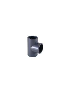 PVC T-stykke Ø50mm