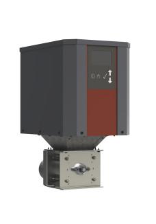 600Watt Pelvac vakuum transport system med cellesluse