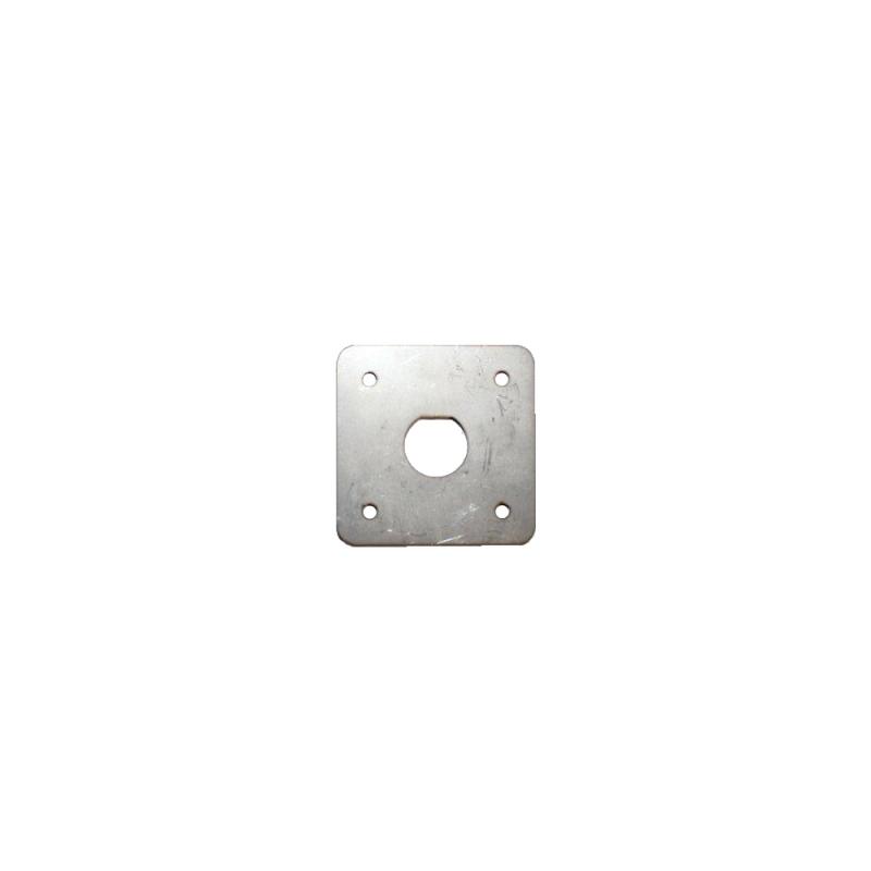 Adaptorplade fra 8 pol til 10 pol
