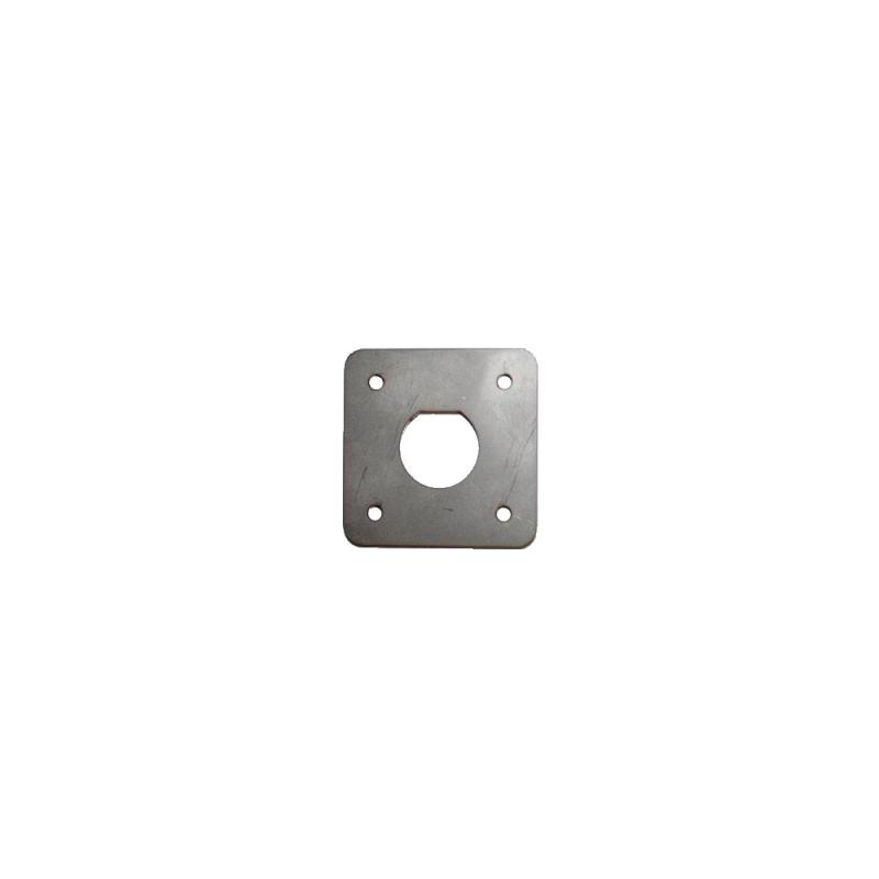 Adaptorplade fra 8 pol til 12 pol