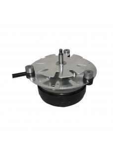 Smoke fan engine