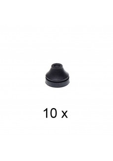 Rubber stopper 20mm. Package of 10 pcs