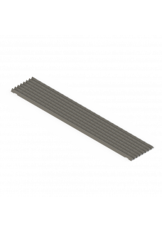 RTB Jakarta grill plate, long