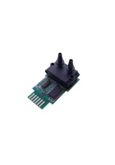 Air flow sensor for blower regulation