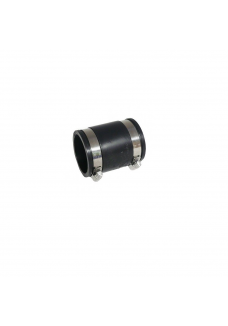 Flexible rubber socket