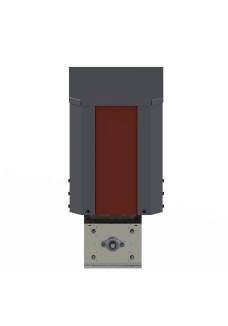 Pelvac vakuum transport system med muldvarp